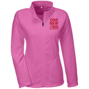 ONE NEW WOMAN!  Team 365 Ladies Microfleece