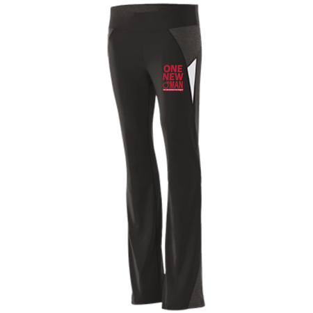 ONE NEW WOMAN! Ladies' Performance Warm-Up Pants