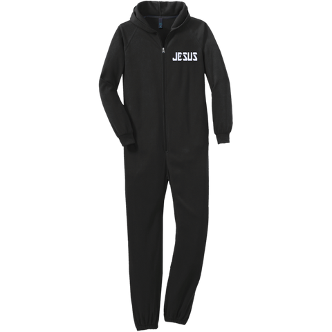 Jesus/Adult Fleece Onesie