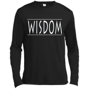 Wisdom/Long Sleeve Moisture Absorbing Shirt
