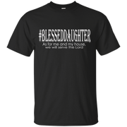 #blessed! G200 Gildan Ultra Cotton T-Shirt (free shipping special)