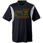 HAPPY HANUKKAH! Team 365 All Sport Jersey