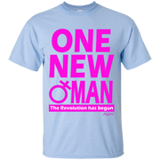 ONE NEW WOMAN! Ultra Cotton T-Shirt