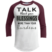 Talk about your blessing! Sporty Tee Shirt