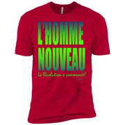 l'homme nouveau 2 Next Level Premium Short Sleeve Tee