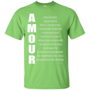 Sans l'amour je ne suis rien!  Ultra Cotton T-Shirt