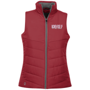 WOMEN RISE UP! 229314 Holloway Ladies' Quilted Vest