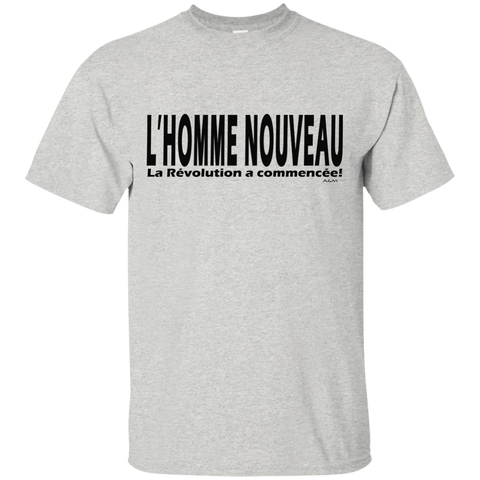 L'homme nouveau horizontal ! Ultra Cotton T-Shirt