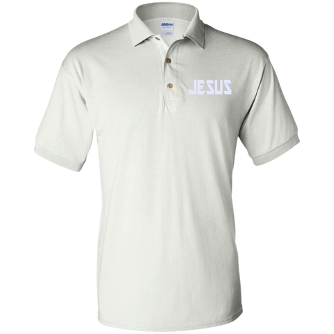 JESUS/Jersey Polo Shirt for Him