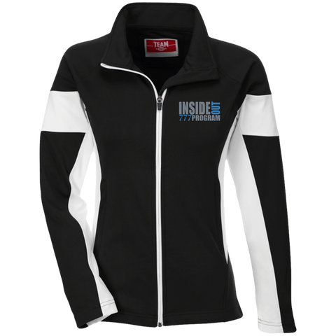 777 Program! Team 365 Ladies Performance Colorblock Full Zip