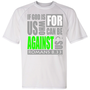 IF GOD IS FOR US! Champion Athletic Dri-Fit T Shirt