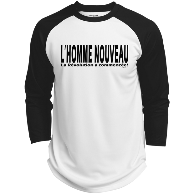 L'homme nouveau horizontal ! Polyester Game Baseball Jersey