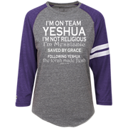 I'm on team Yeshua! Heathered Vintage Shirt