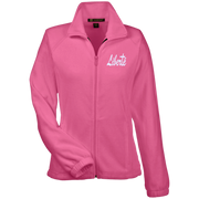Liberté! Womens Fleece Jacket