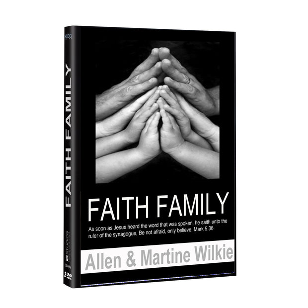 FAITH FAMILY DVD