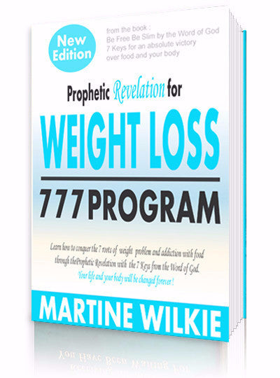 Prophetic Revelation for Weight loss-777 Program /New Edition Paperback