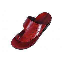 BIBLICAL SANDALS GENUINE LEATHER MADE IN ISRAEL THE AYA SANDAL