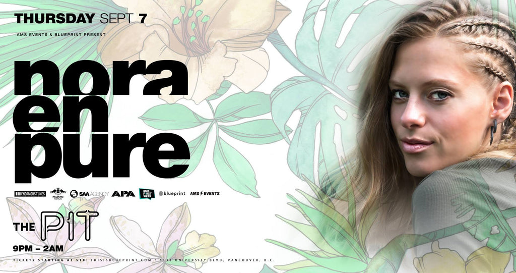 Events amsfirstweek ams events x blueprint present nora en pure at the pit malvernweather Gallery