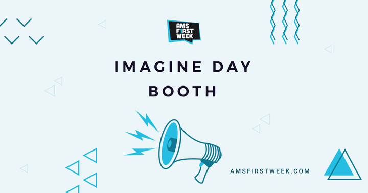 Imagine Day Booth