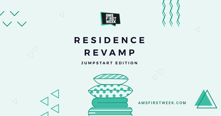 Residence Revamp: Jump Start Edition