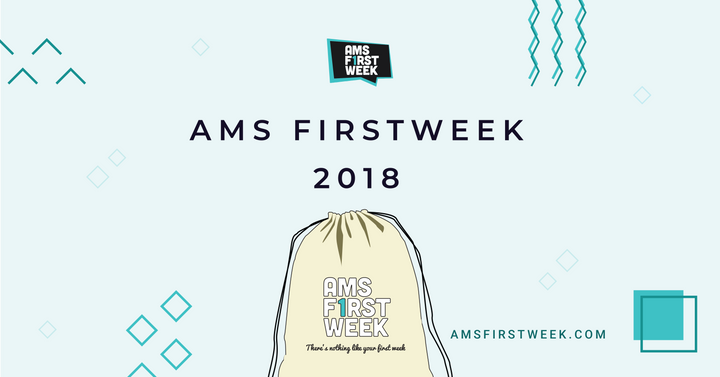 AMS Firstweek Kit pick up!
