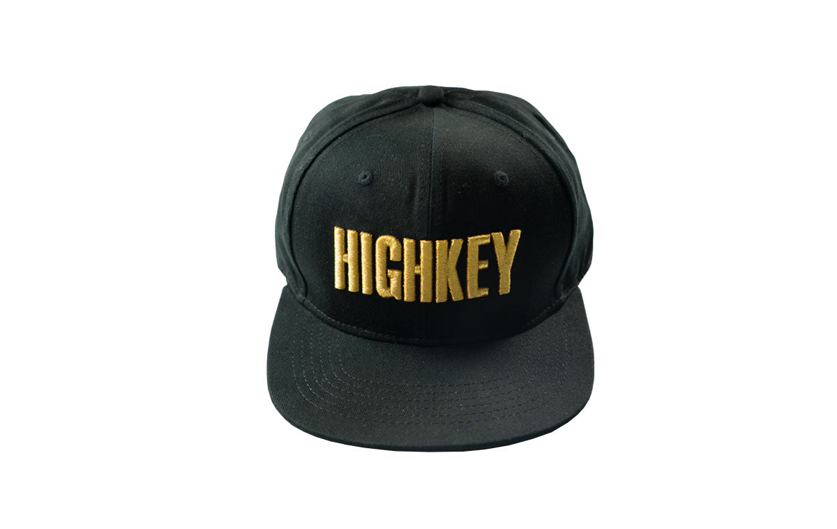 HighKey Snapback Hat