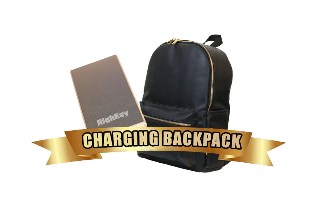Backpack + Powerbank