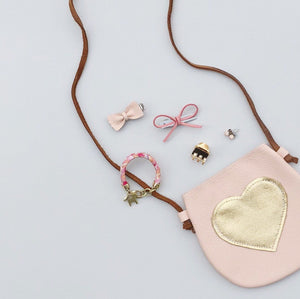 BLUSH MINI HEART
