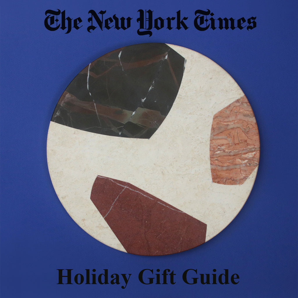 Other Kingdom featured in the New York Times Gift Guide