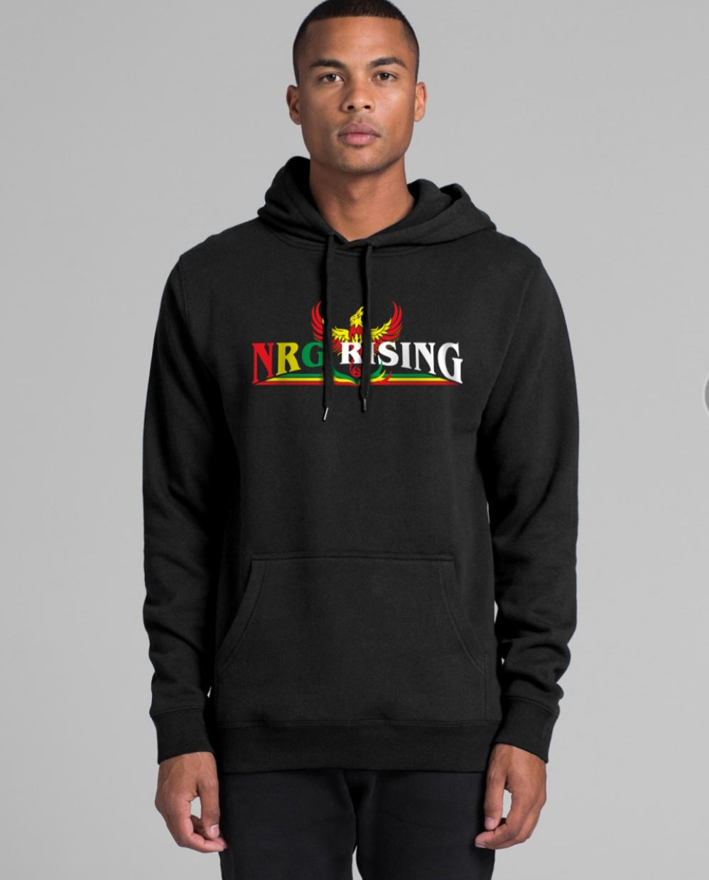 NRG RISING APPAREL