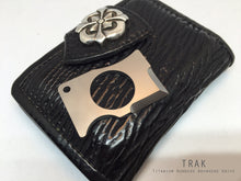 Z-FiNit TRAK - TRAK - Titanium Runner's Anywhere Knife