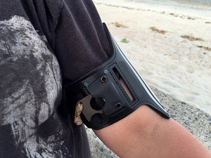 TRAK Runner's Armband Attachment - TRAK - Titanium Runner's Anywhere Knife