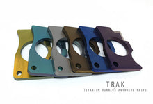 Titanium TRAK - TRAK - Titanium Runner's Anywhere Knife