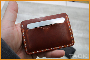 TACK - Titanium Wallet Knife - Designed to fit in any standard credit card slot