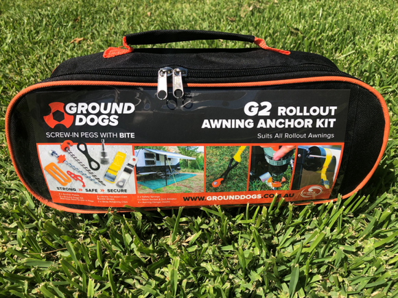 G2 Rollout Awning Anchor Kit