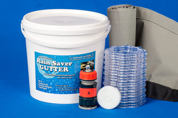 Rain Saver Gutter Kit for Camper Trailers