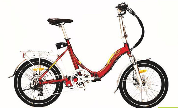 Uni Ryder Folding Bike