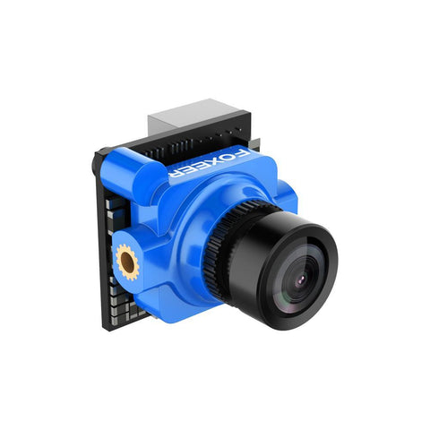 Foxeer Arrow Micro Pro 600 TVL FPV Camera (NTSC, Blue)