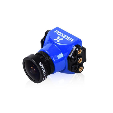 Foxeer Arrow Mini Pro FPV Camera (NTSC, Blue)