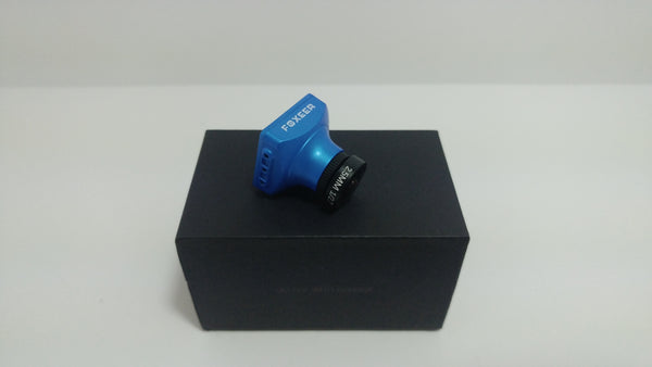 Foxeer Monster 16:9 1200tvl 2.5mm Lens FPV Cam V2 - Blue