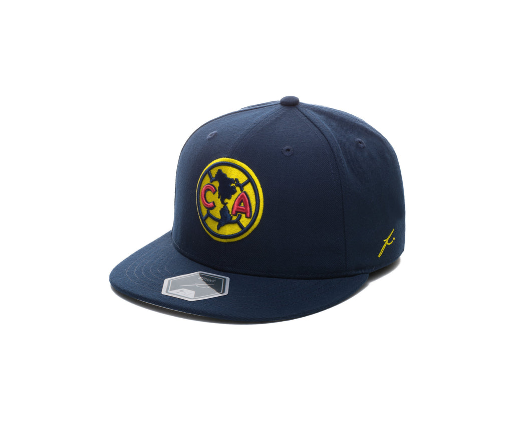 Club America Fitted Hat
