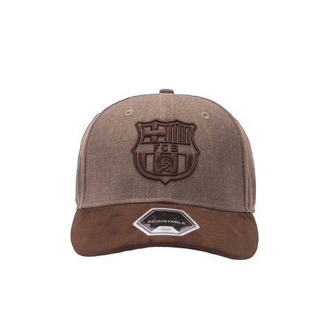 Brown FC Barcelona Capitano Adjustable