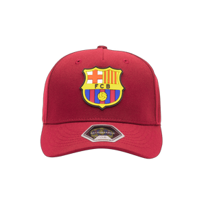 Red FC Barcelona Cult Snapback