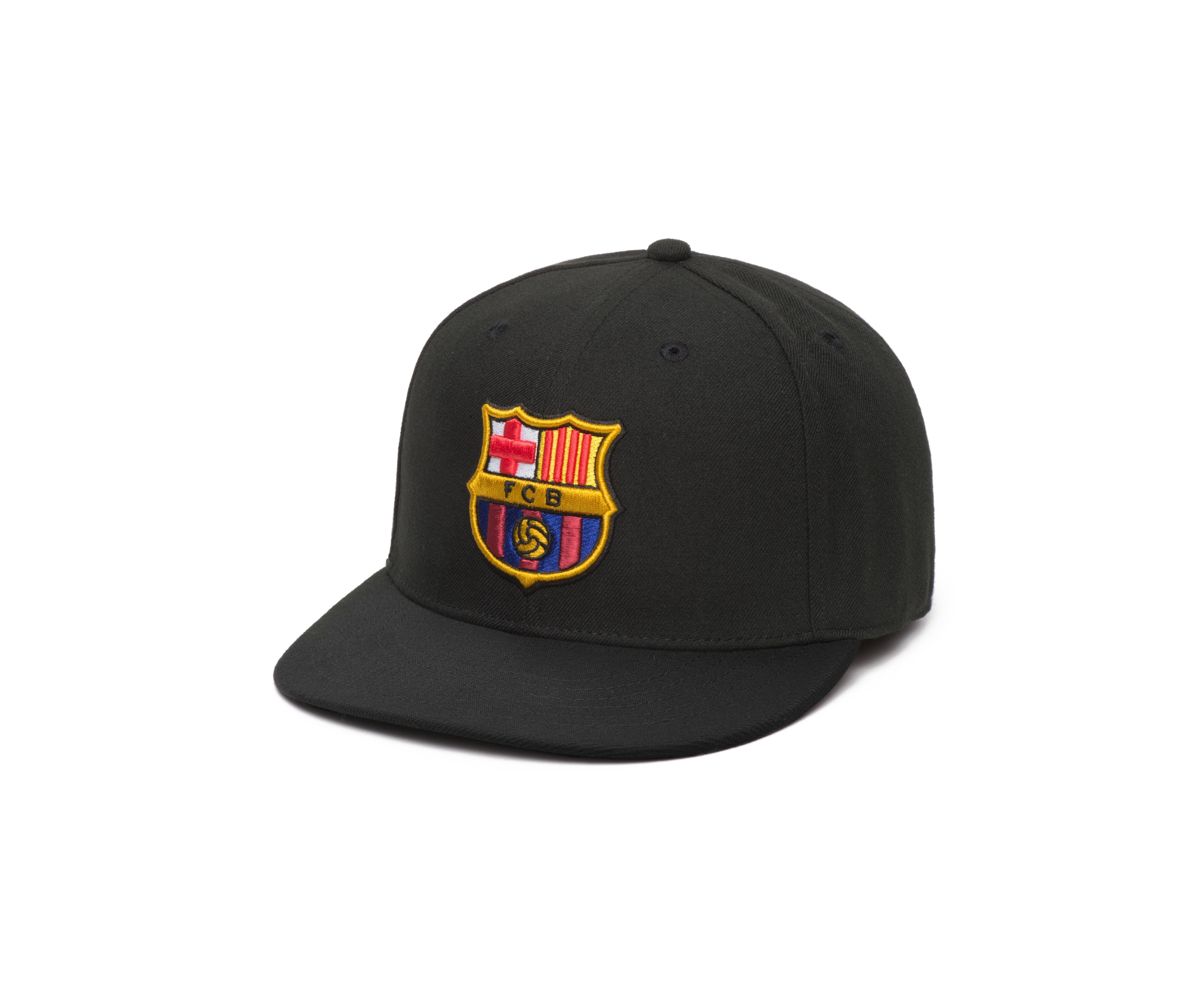 FC Barcelona Fitted Hat