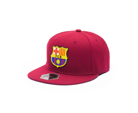 View of left side of FC Barcelona Cult Fitted