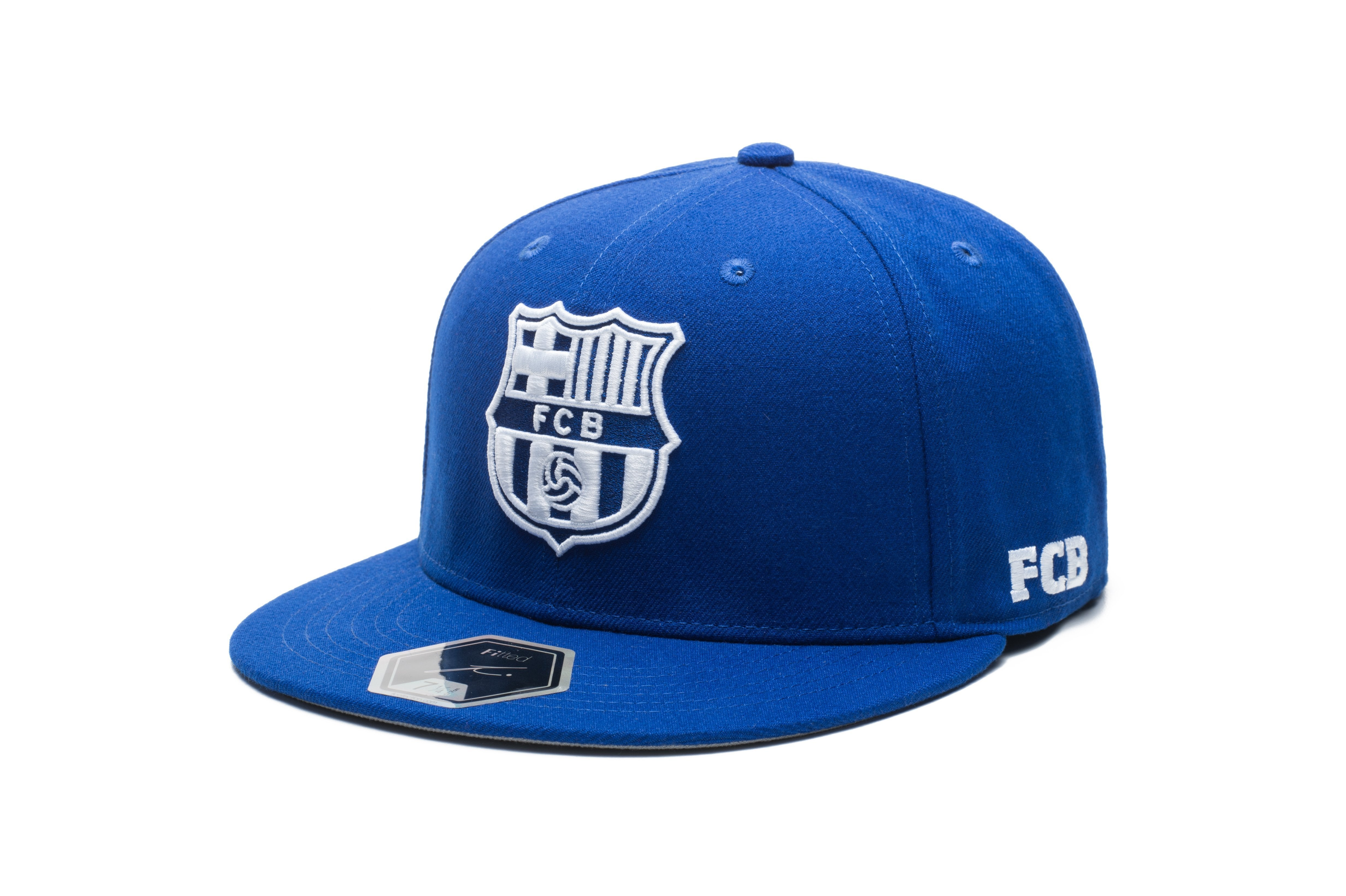 b4f878e294f49 Limited Edition Barcelona Fitted Hat - Lt Royal