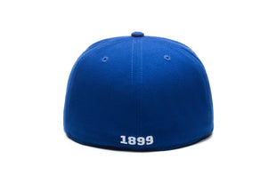 Limited Edition Barcelona Fitted Hat - Lt Royal