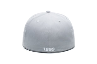 Limited Edition Barcelona Fitted Hat - Grey