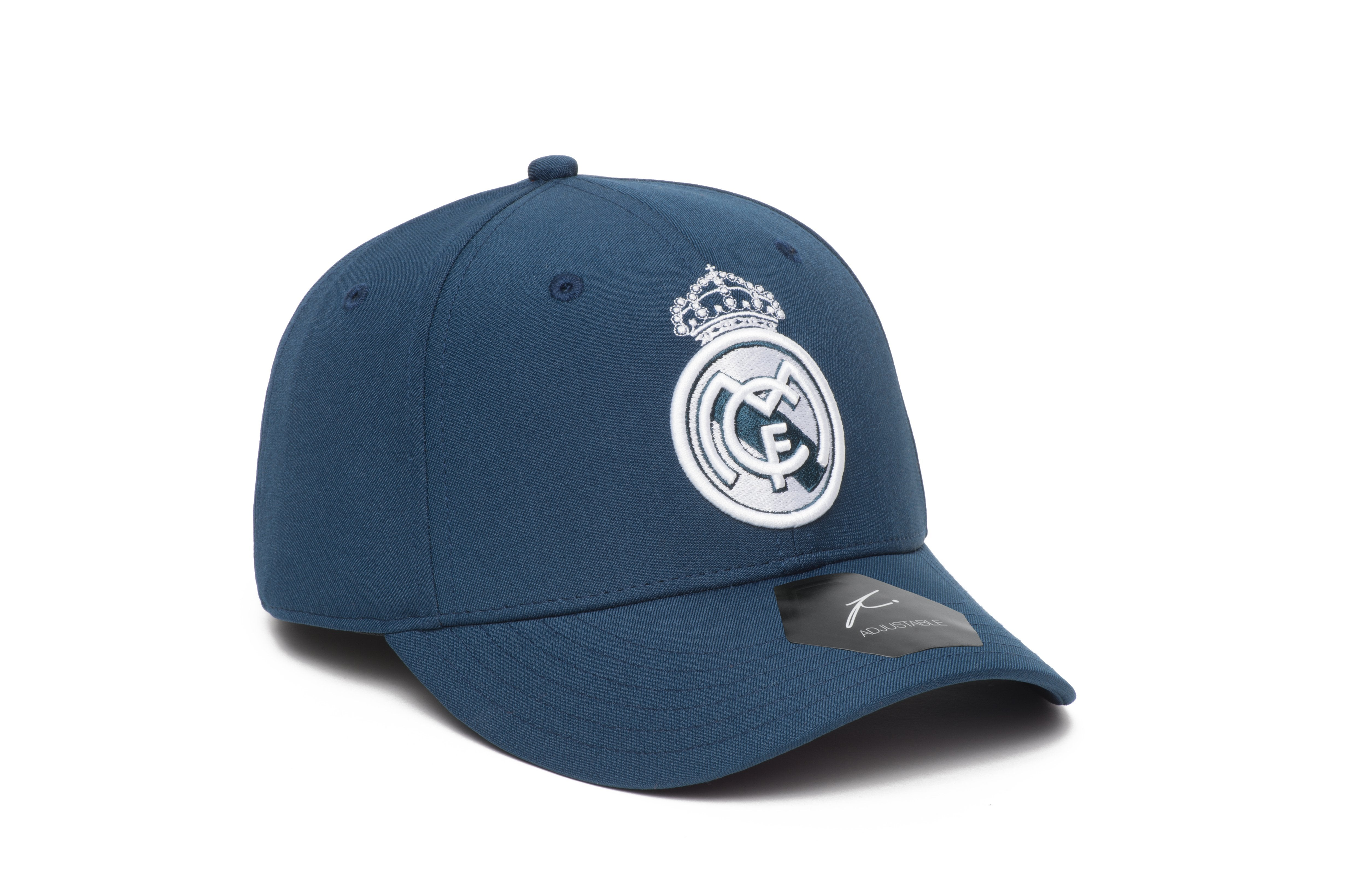 104b9d2c618 Real Madrid Hit Adjustable Hat – Fi Collection