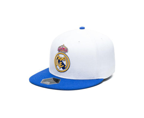 Real Madrid Team Fitted Hat